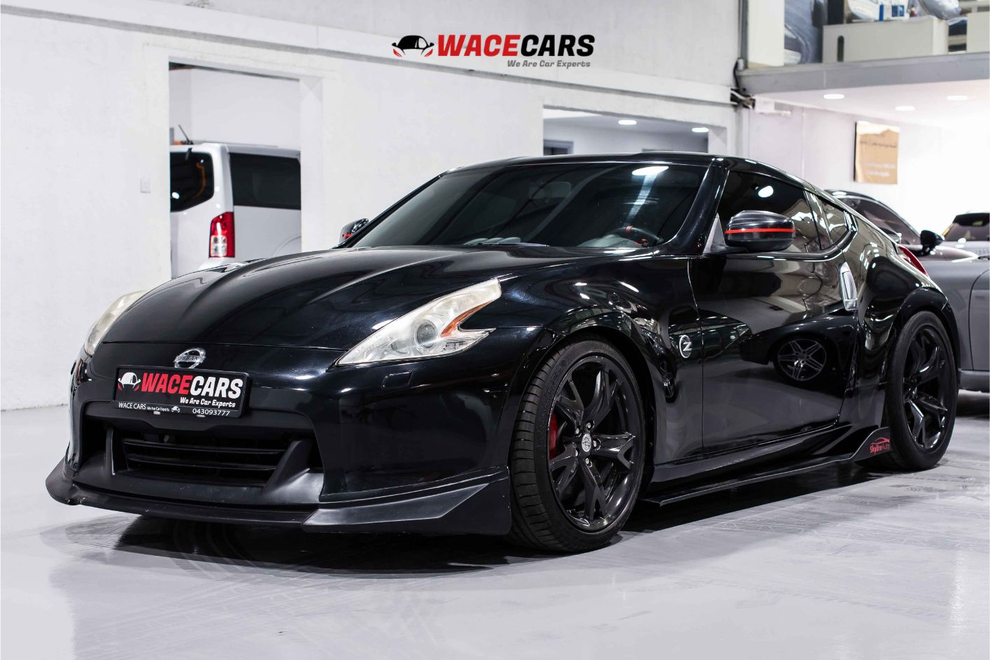 Used Nissan 370Z Coupe 2012 For Sale In Dubai