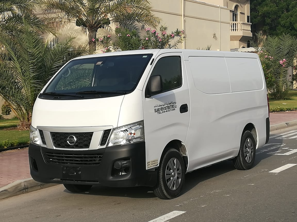 Used Nissan Urvan 2014 for sale in Dubai