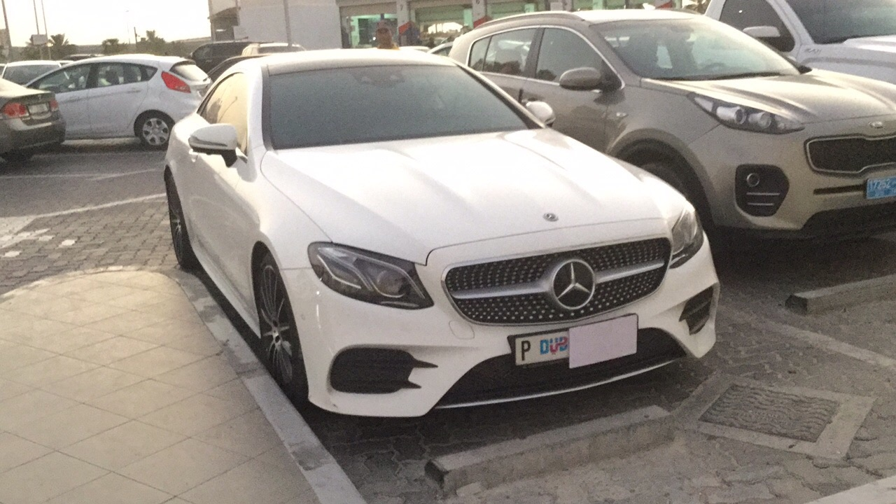 Used Mercedes-Benz E-Class 2017 for sale in Dubai