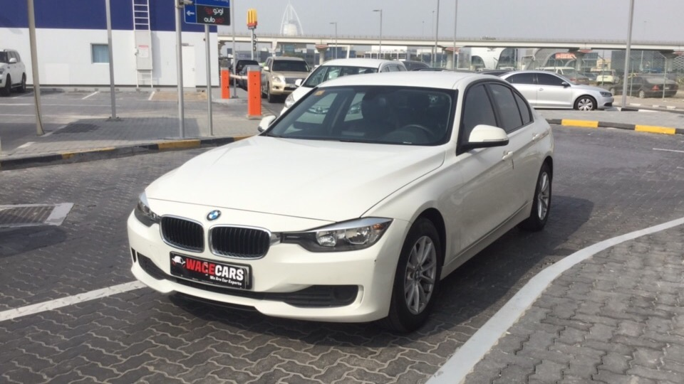 Used BMW 316i 2014 For Sale In Dubai
