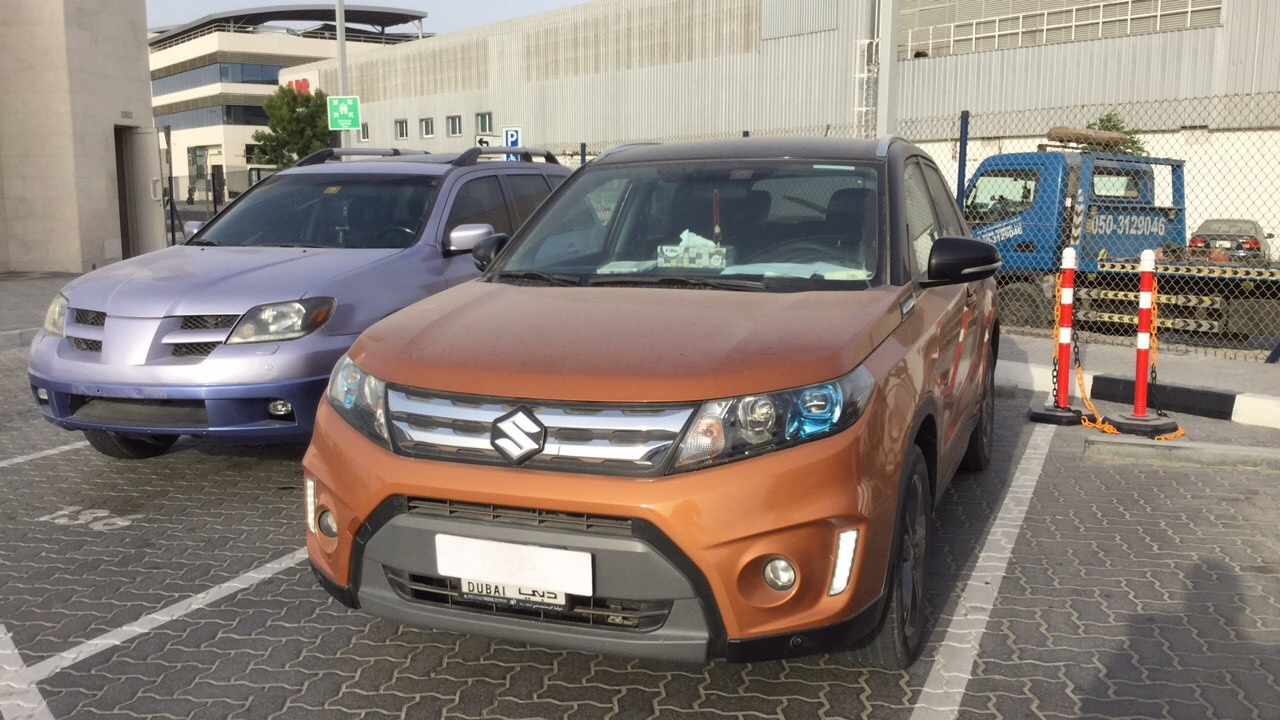 Used Suzuki Vitara 2016 for sale in Dubai