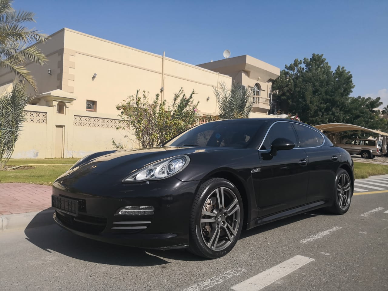 Used Porsche Panamera 2010 For Sale In Dubai