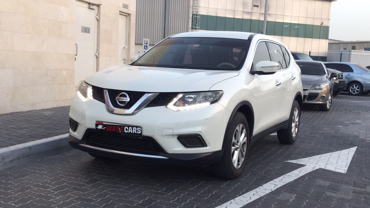 Used Nissan X-Trail 2015 For Sale In Dubai