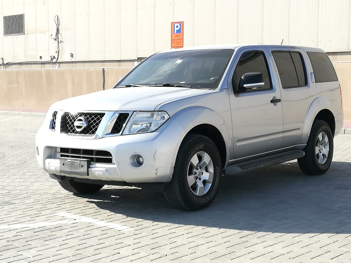 Used Nissan Pathfinder 2015 for sale in Dubai