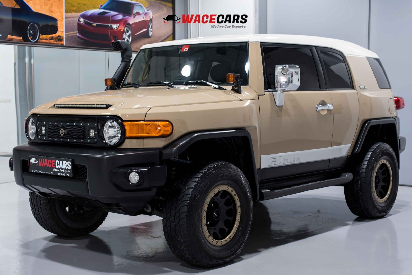 Used Toyota FJ 2015 For Sale In Dubai