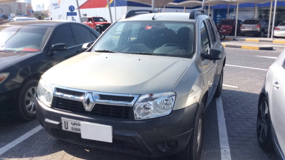 Used Renault Duster 2014 for sale in Dubai