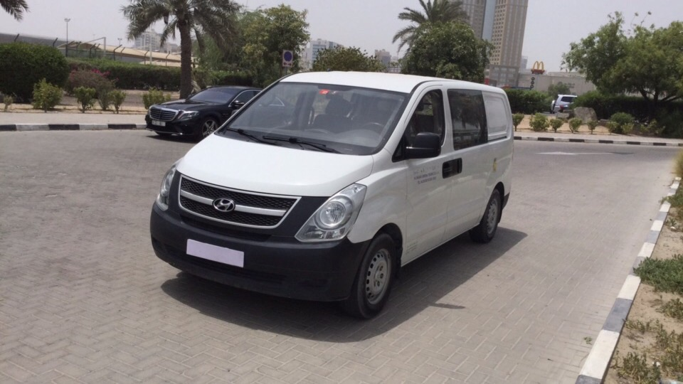 Used Hyundai H1 2015 For Sale In Dubai