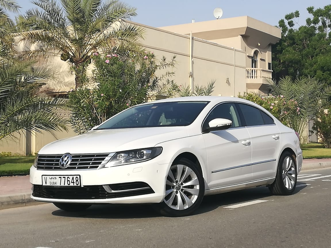 Used Volkswagen Passat-CC 2014 For Sale In Dubai