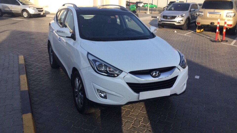 Used Hyundai Tuscon 2015 For Sale In Dubai