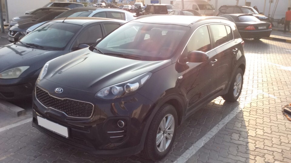 Used Kia Sportage 2017 for sale in Dubai