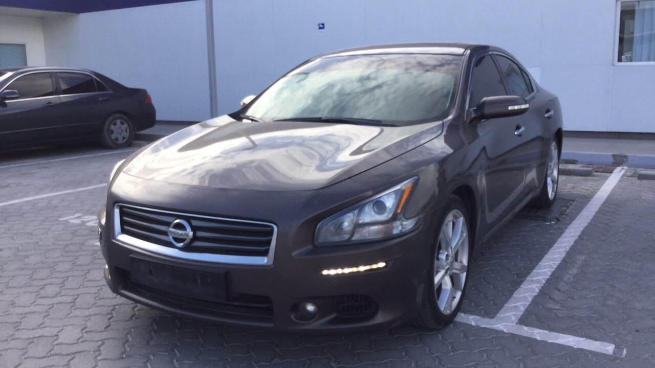 Used Nissan Maxima 2014 For Sale In Dubai