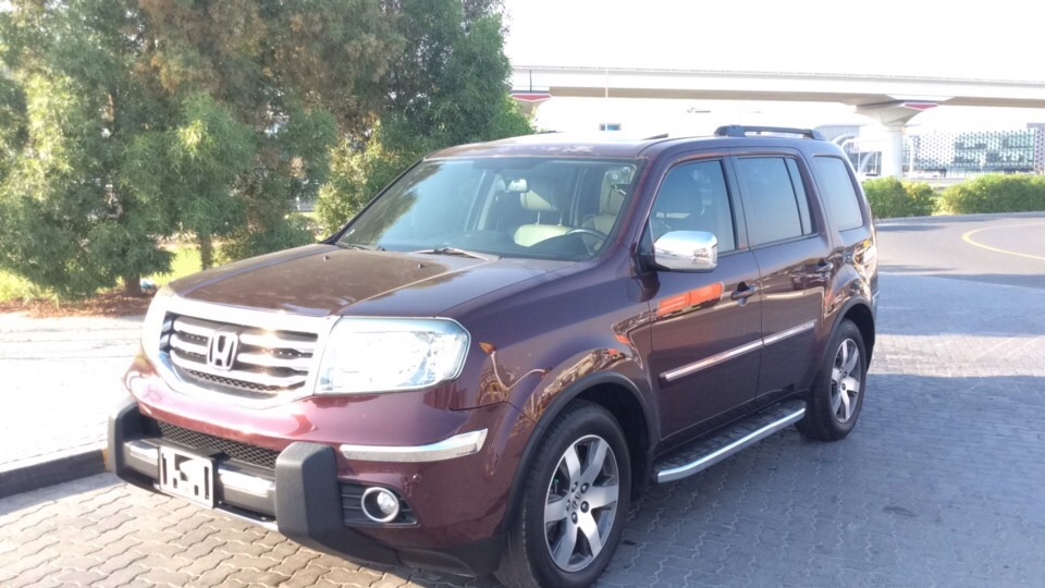 Used Honda Pilot 2013 For Sale In Dubai