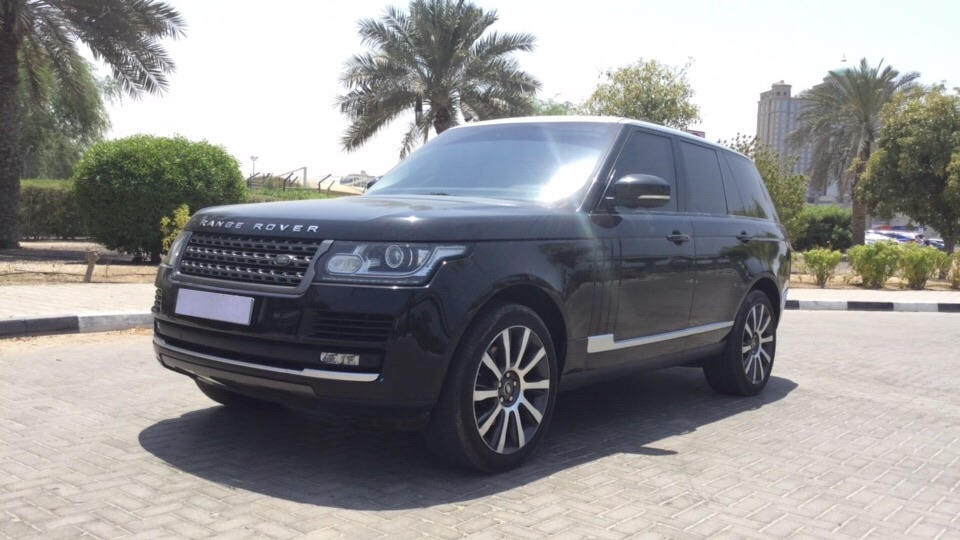 Used Land Rover Range Rover HSE LE 2015 For Sale In Dubai