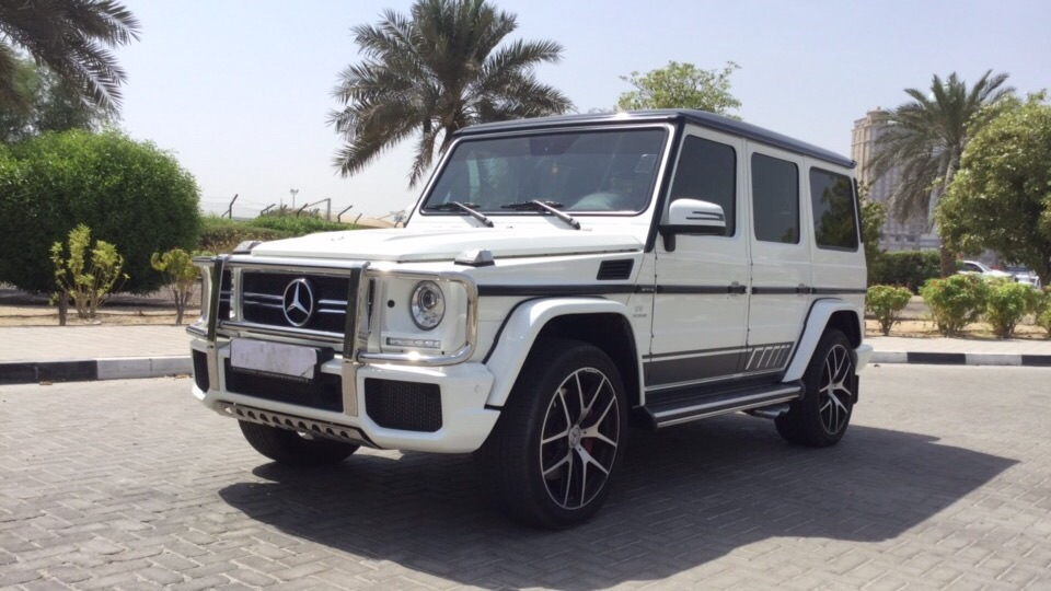 Used Mercedes-Benz G-Class 2017 for sale in Dubai