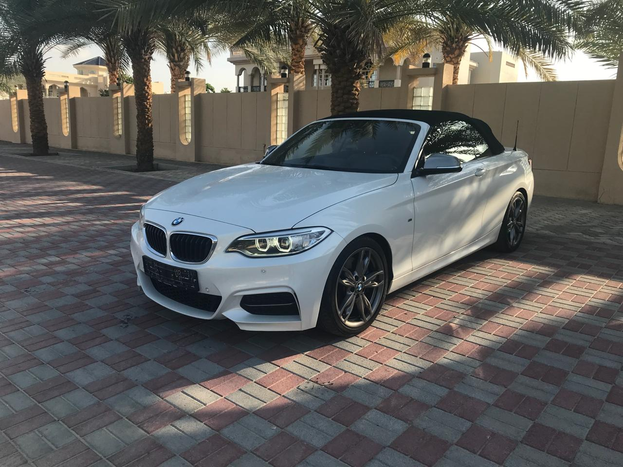 Used BMW 2-Series  2015 for sale in Dubai