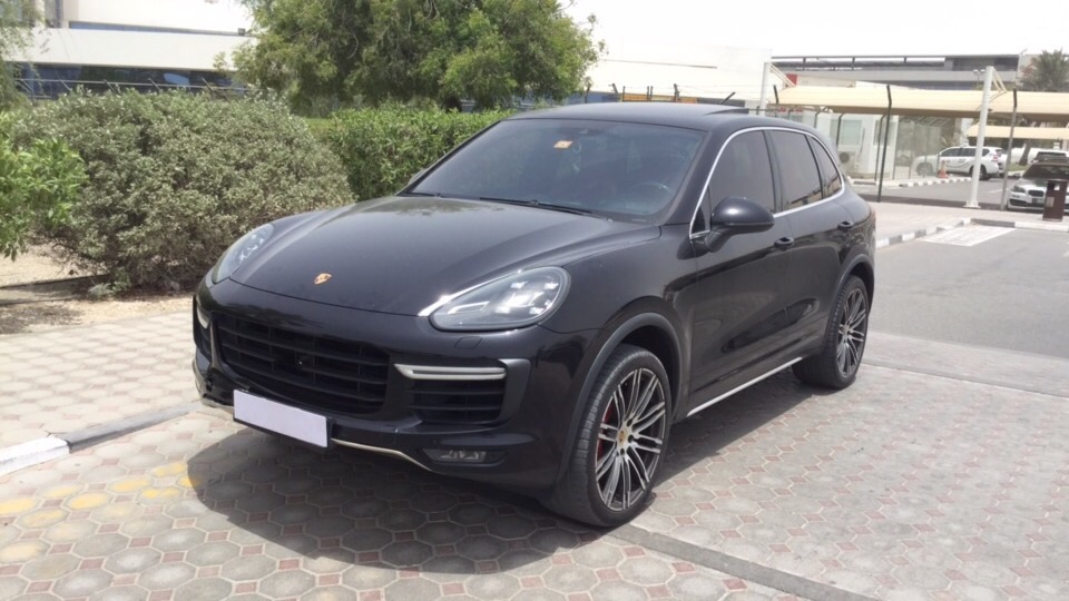 Used Porsche Cayenne 2015 For Sale In Dubai