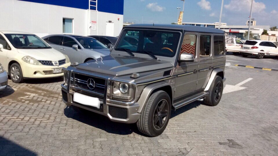 Used Mercedes-Benz G-Class 2012 for sale in Dubai