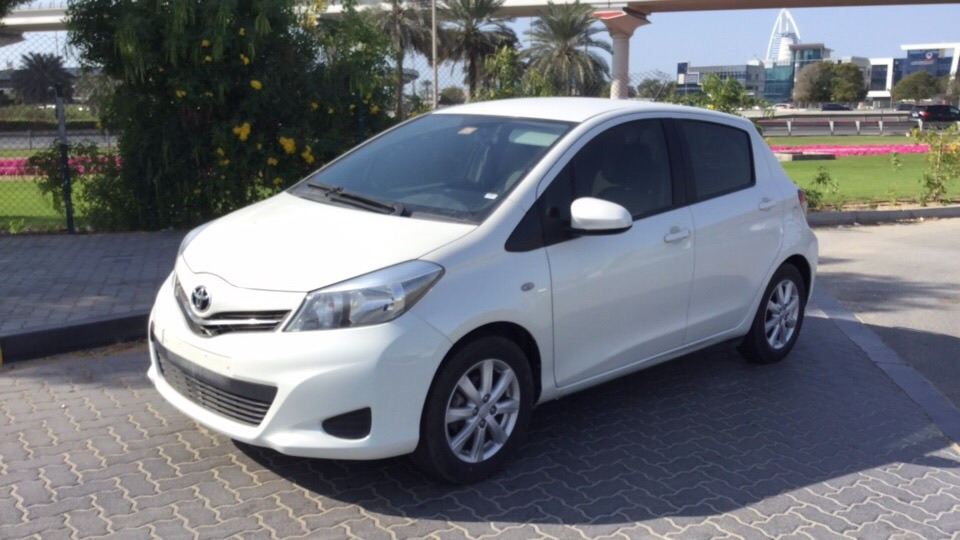 Used Toyota Yaris 2014 for sale in Dubai