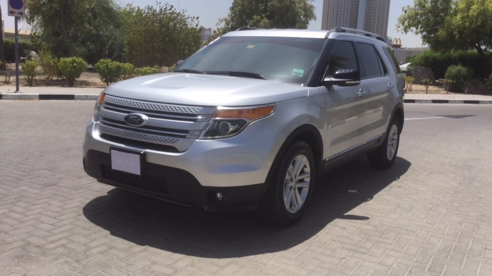 Used Ford Explorer 2015 For Sale In Dubai