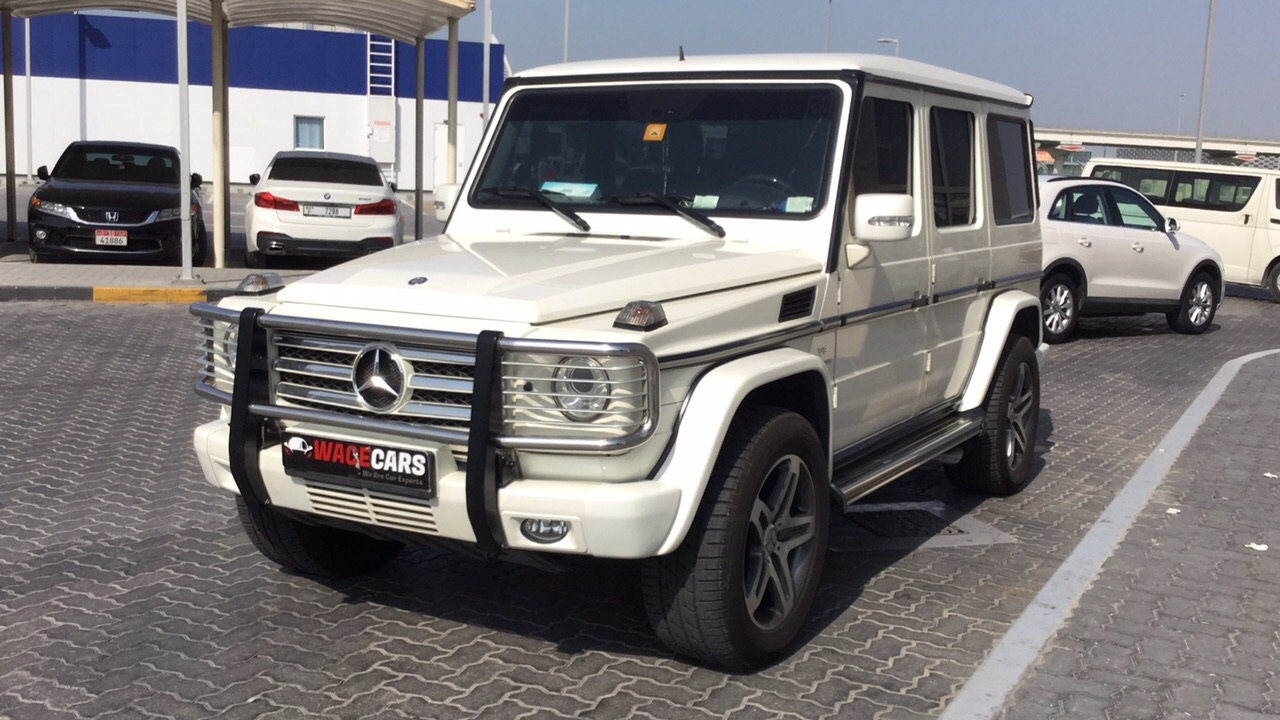 Used Mercedes-Benz G 55 AMG 2011 For Sale In Dubai