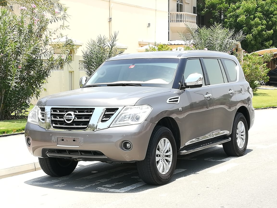 Used Nissan Patrol 2013 for sale in Dubai