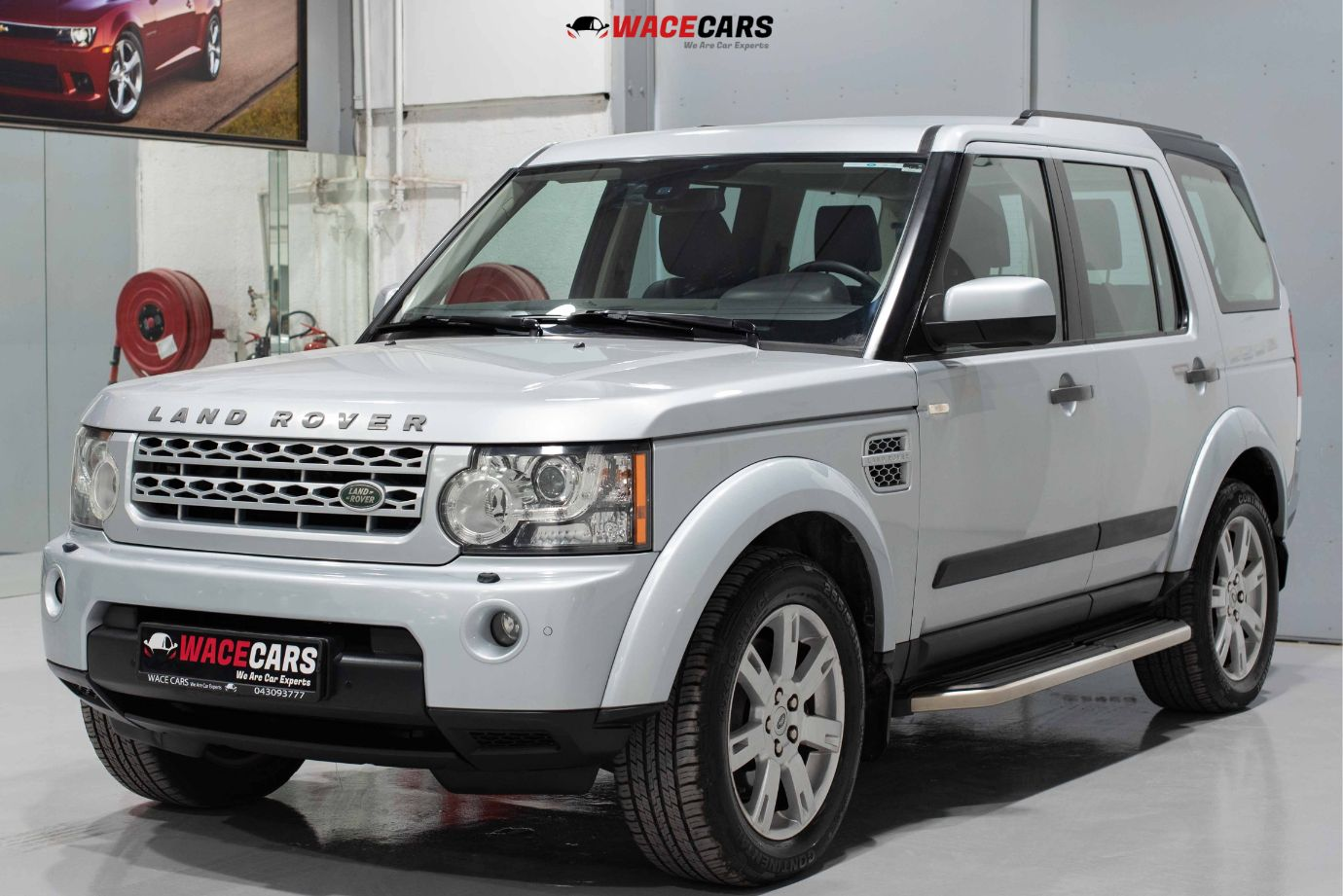 Used Land Rover LR4 2011 for sale in Dubai