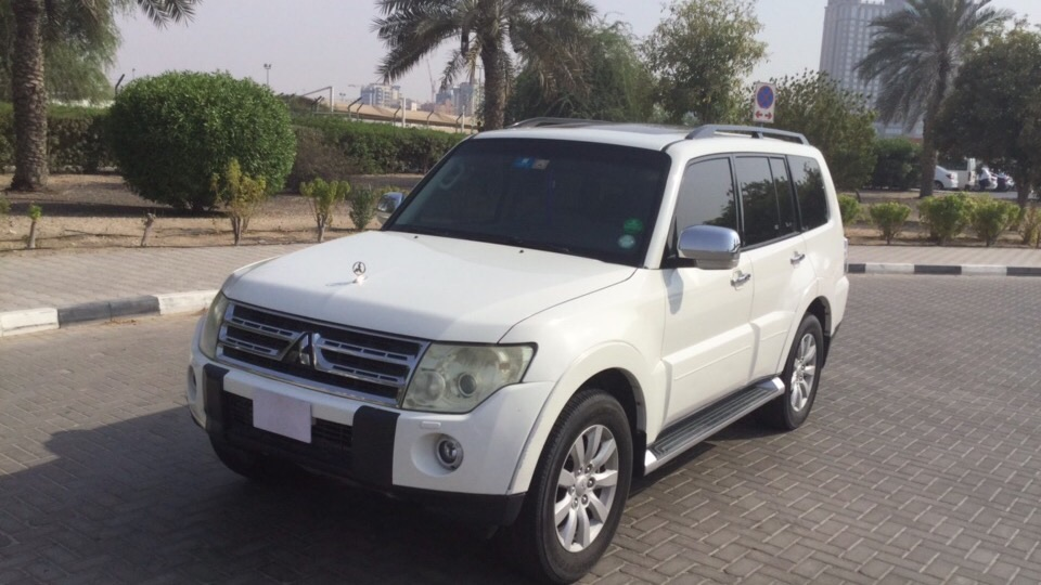 Used Mitsubishi Pajero 2009 For Sale In Dubai