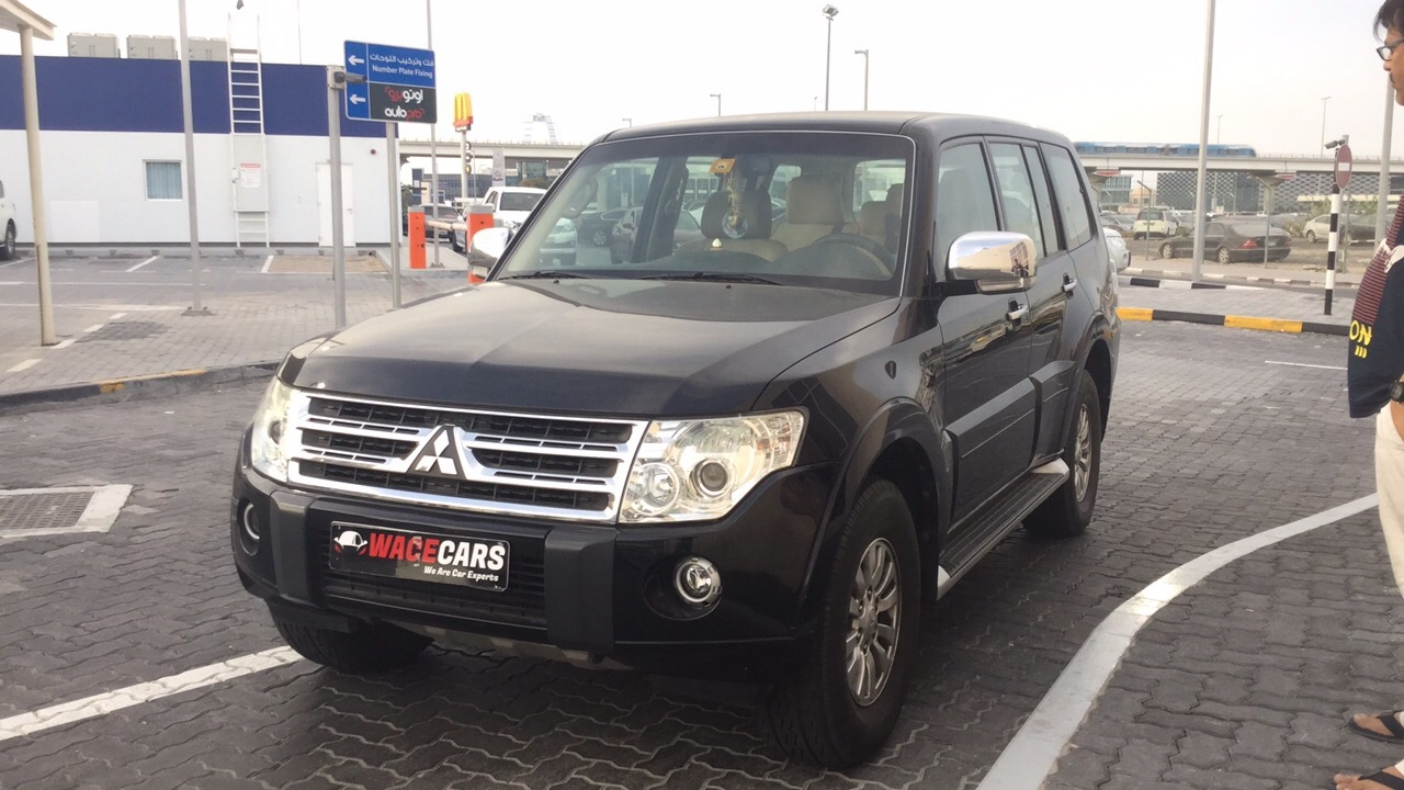 Used Mitsubishi Pajero 2010 For Sale In Dubai