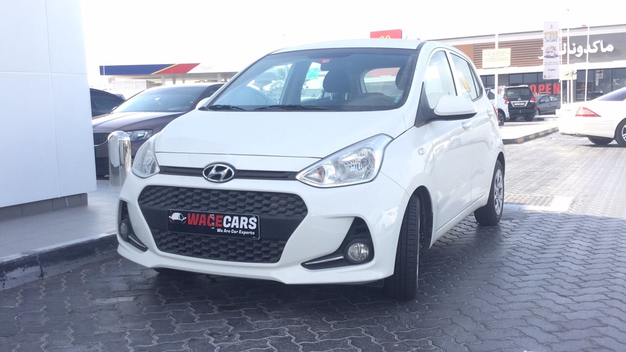 Used Hyundai i10 2018 For Sale In Dubai