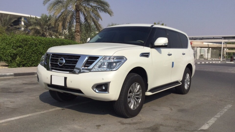 Used Nissan Patrol 2018 For Sale In Dubai