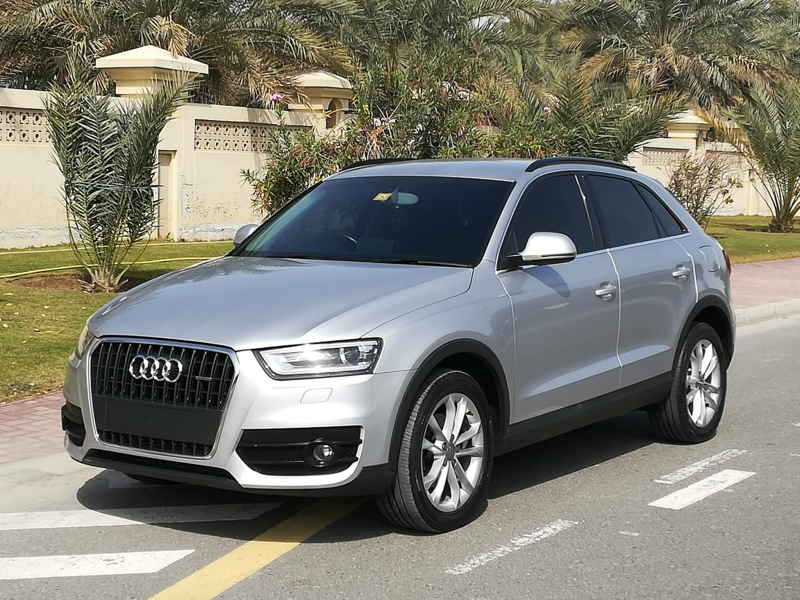 Used Audi Q3 2013 for sale in Dubai