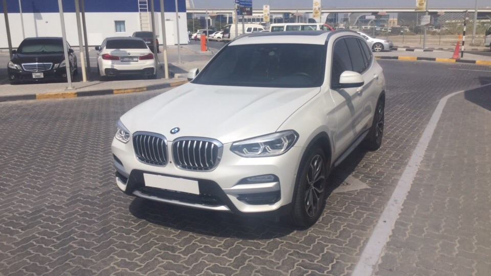 Used BMW X3 2019 For Sale In Dubai