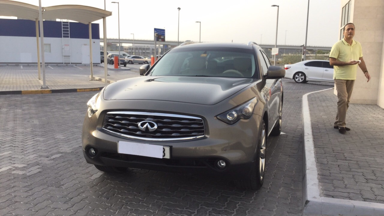 Used Infiniti FX 2009 For Sale In Dubai