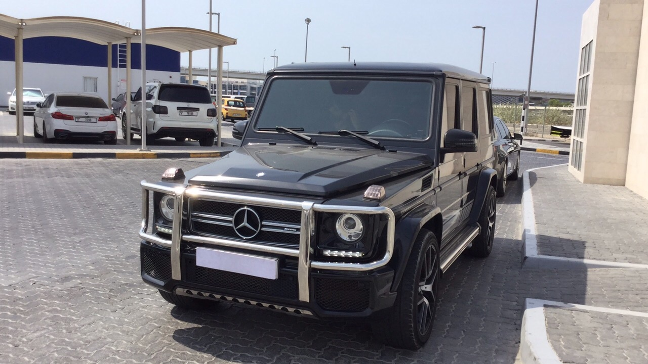 Used Mercedes-Benz G 55 AMG 2007 For Sale In Dubai