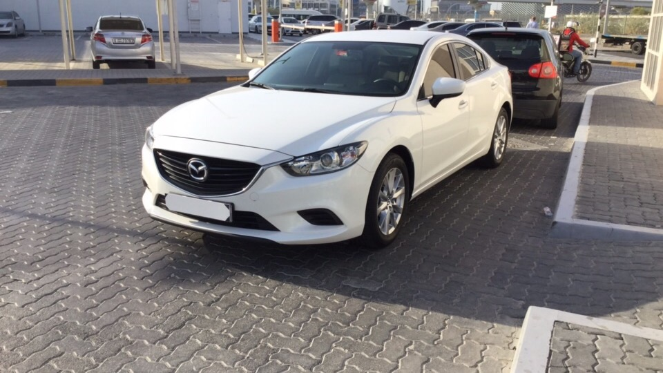 Used Mazda 6 2018 For Sale In Dubai