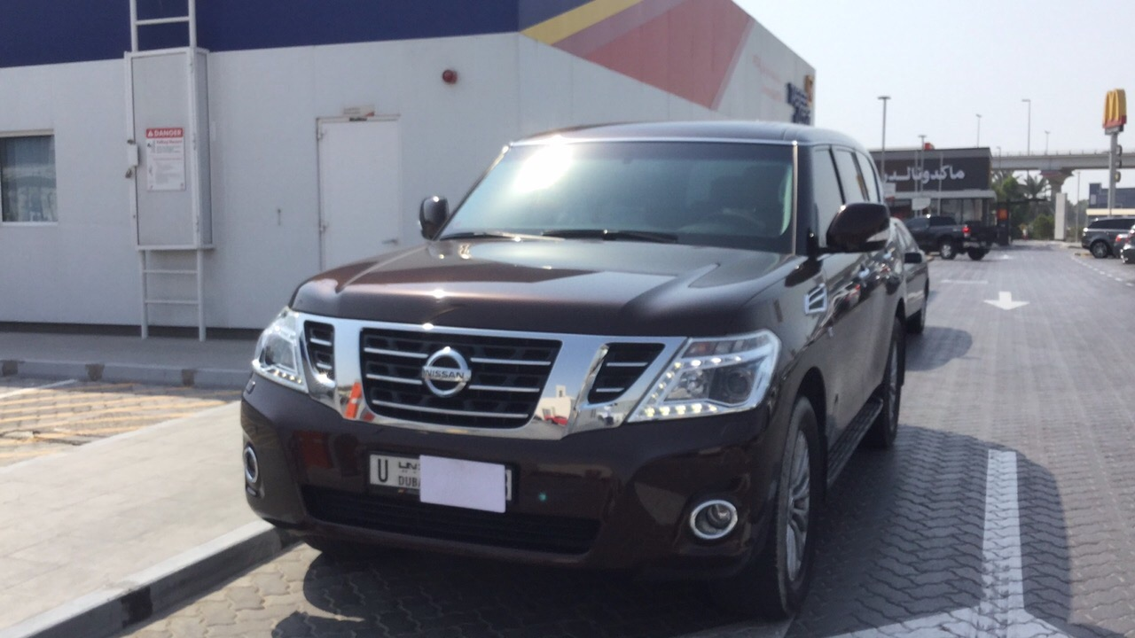 Used Nissan Patrol 2017 for sale in Dubai