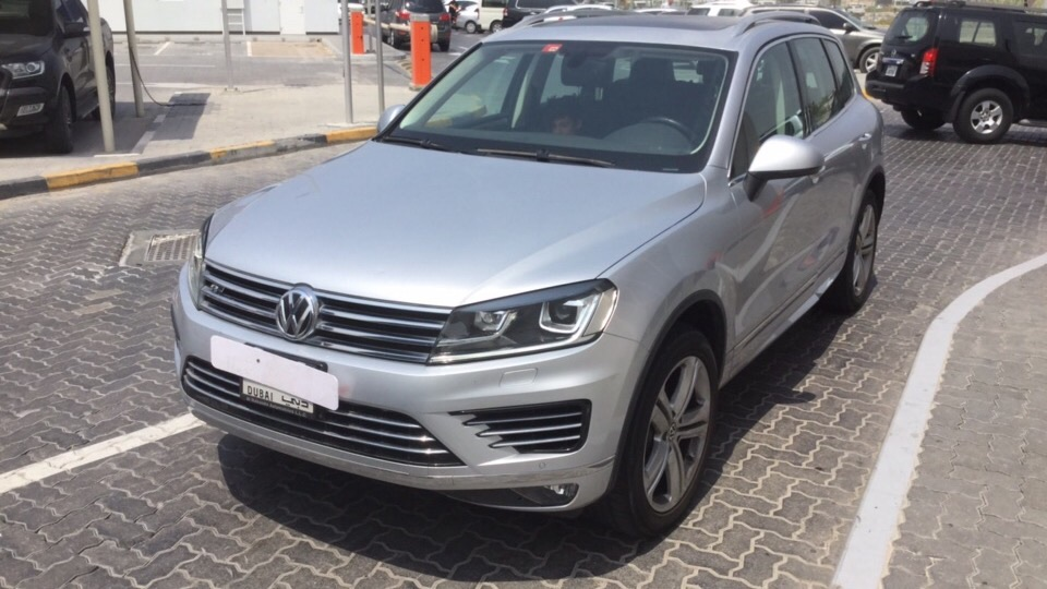 Used Volkswagen Touareg 2017 For Sale In Dubai