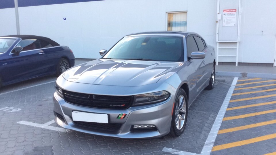 Used Dodge Charger 2016 For Sale In Dubai