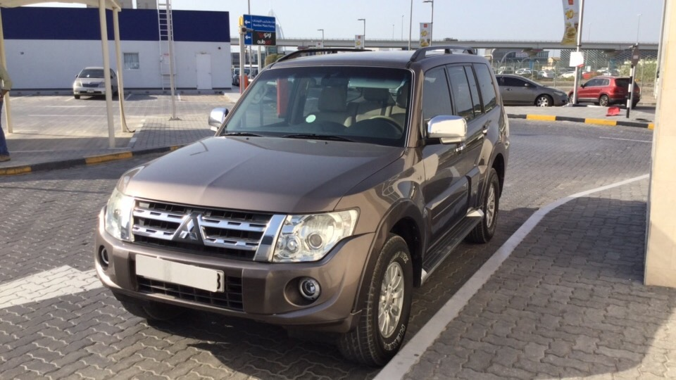 Used Mitsubishi Pajero 2013 For Sale In Dubai