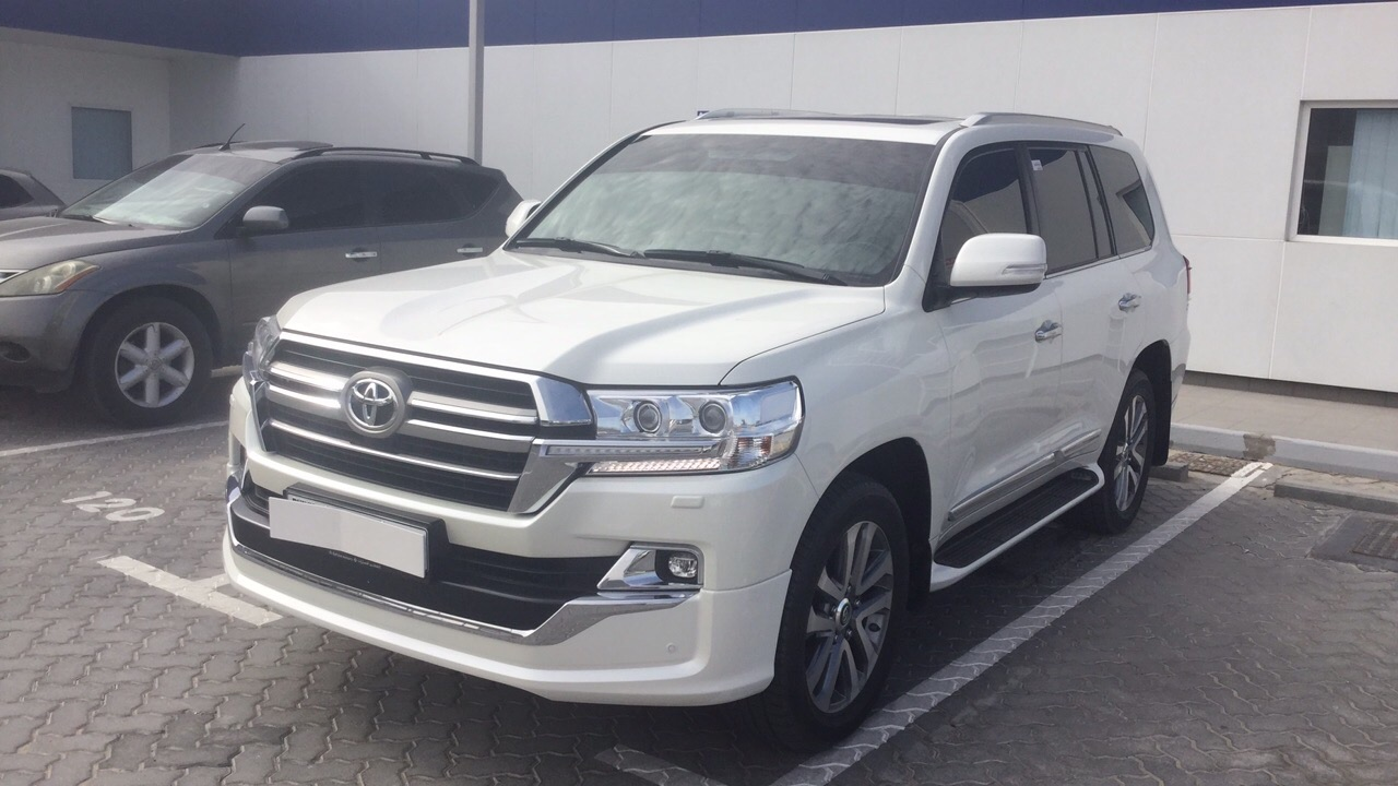 Used Toyota Land Cruiser 5.7L GXR 2019 For Sale In Dubai