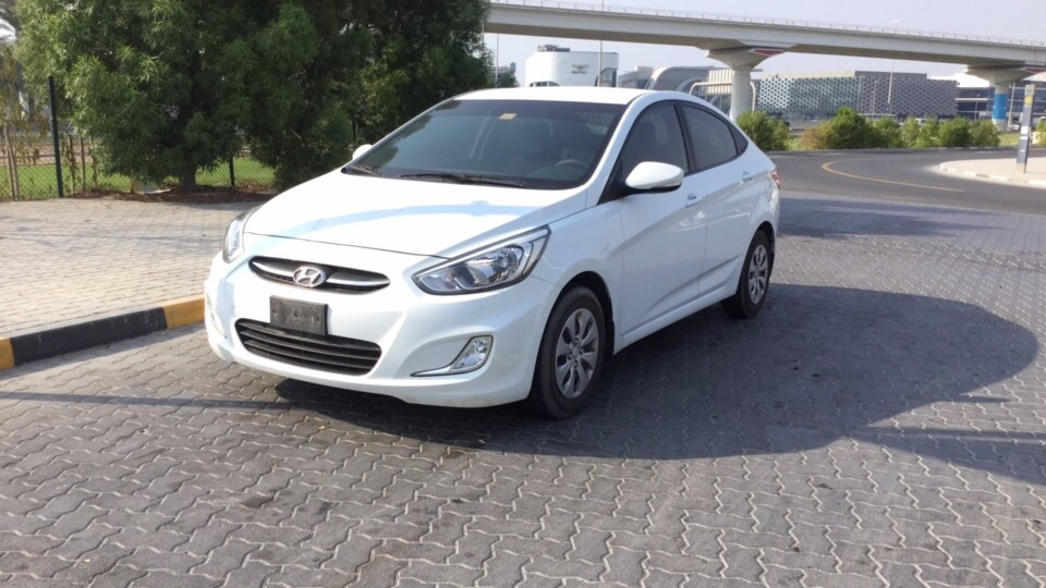Used Hyundai Accent 2017 For Sale In Dubai
