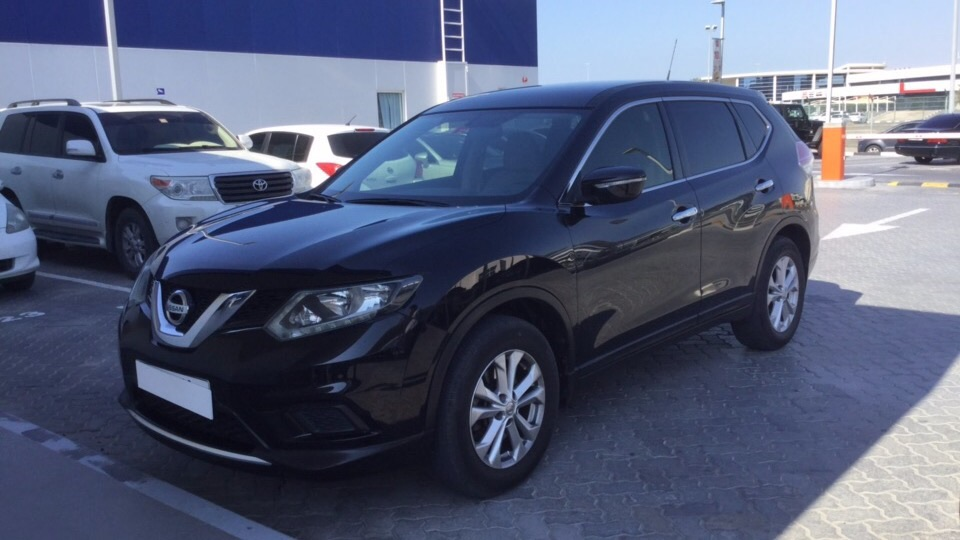 Used Nissan X-Trail 2016 for sale in Dubai
