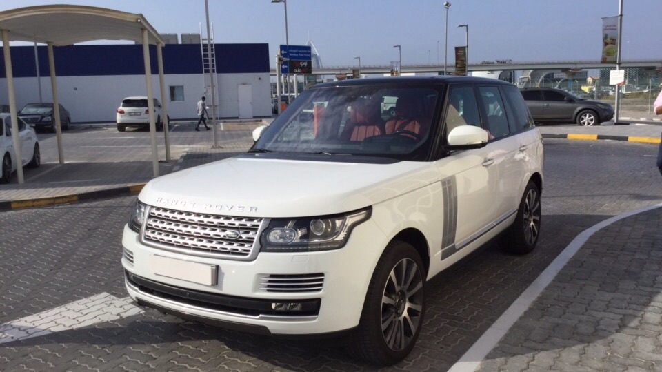 Used Land Rover Range Rover 2016 for sale in Dubai