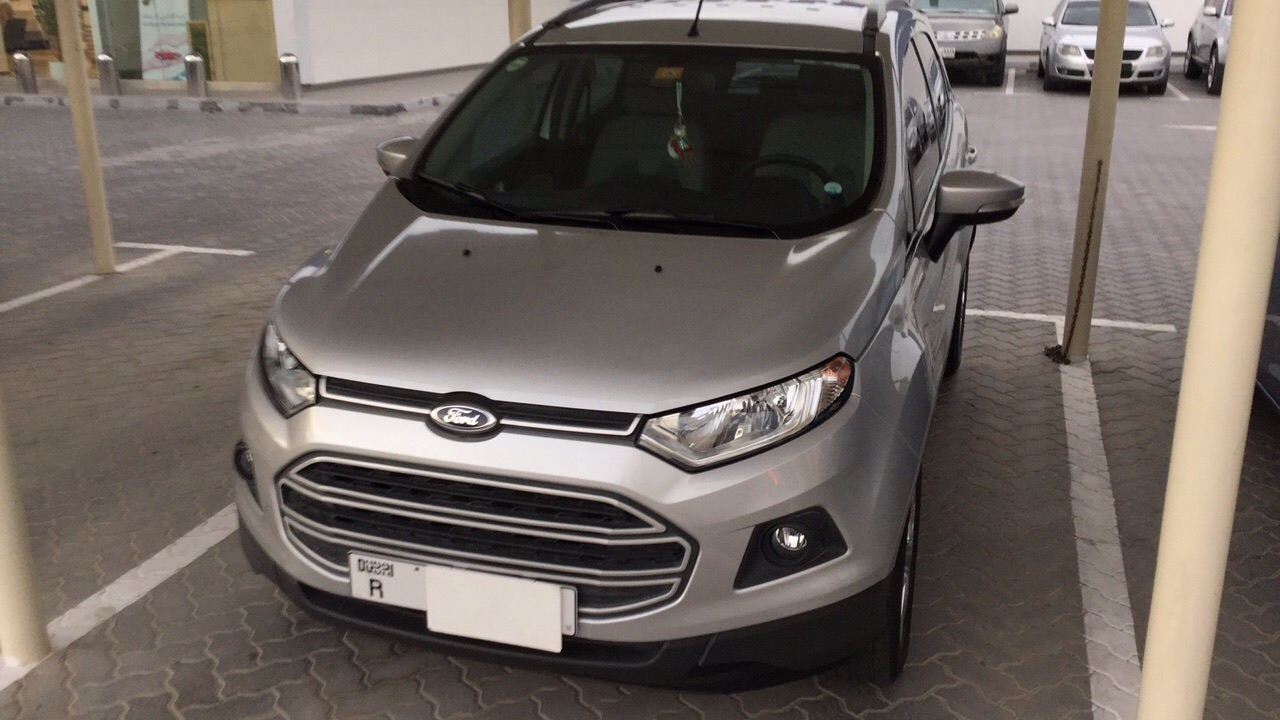 Used Ford Ecosport Trend 2015 For Sale In Dubai