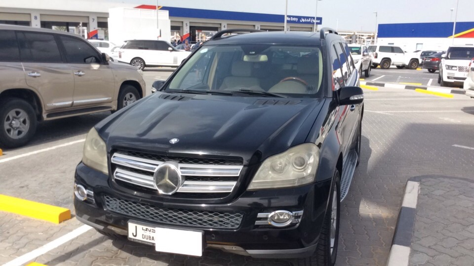 Used Mercedes-Benz GL 500 2007 For Sale In Dubai