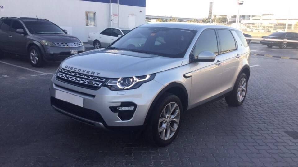 Used Land Rover Discovery 2016 for sale in Dubai