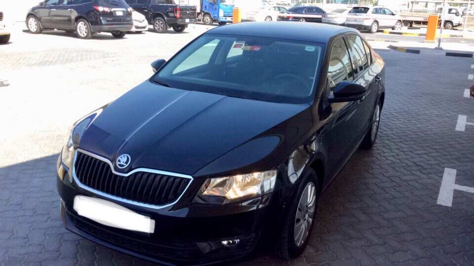 Used Skoda Octavia 2017 For Sale In Dubai