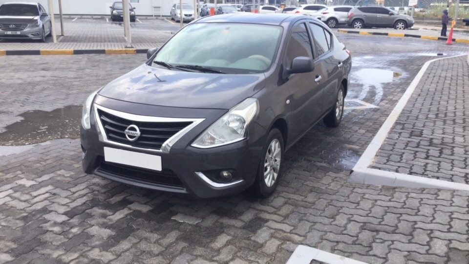 Used Nissan Sunny 2017 for sale in Dubai