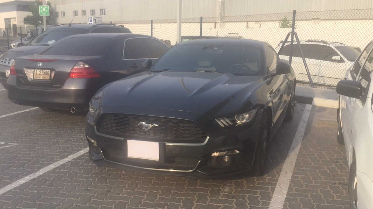 Used Ford Mustang 2016 for sale in Dubai